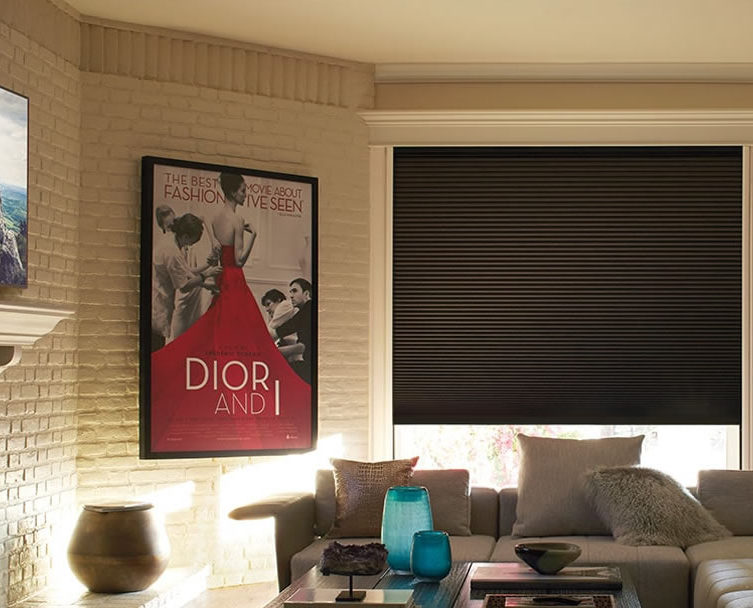 Duette® Honeycomb Shades with LightLock™